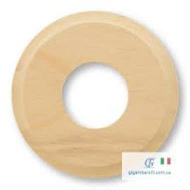 GI GAMBARELLI COPPIA ROSETTE FORATE GREZZE DIAMETRO 80MM (Conf. da 2 Pz.) product photo Photo 01 3XL
