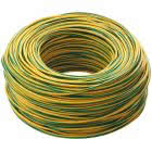 Cavo Cordina FS17 Unipolare 1x2,5mm Giallo Verde CPR (Conf. da 100 Mt.) product photo