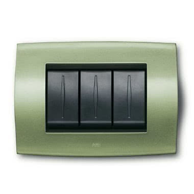 Placca Soft Tecnopolimero 3M, verde lago product photo Photo 01 3XL