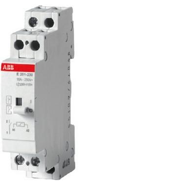 Schemi Elettrici Rele : Abb ea 078 4 e252 230 rele passo passo 16a 2na spesa elettrica