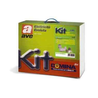 KIT COMPOSTO DA 3 SIRENE AF53900            product photo Photo 01 3XL
