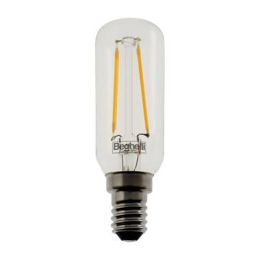 Beghelli 56436 lampada led tubolare t25 e14 02w 230v for Lampada tubolare led