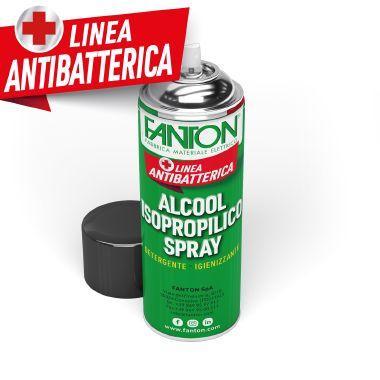 Igienizzante antibatterico spray 400ml product photo Photo 01 3XL