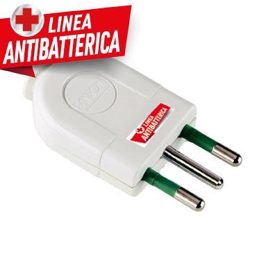 Spina S11 smontabile Easy bianco linea antibatterica product photo Photo 01 3XL