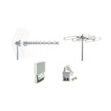 Kit Antenna Digitale Terrestre 1 EVO product photo Photo 01 3XL