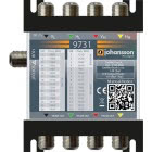 FTE MULTISWITCH SAT CON PROTOCOLLO dSCR SKY 4 INGRESSI 1 USCITA DERIVATA product photo
