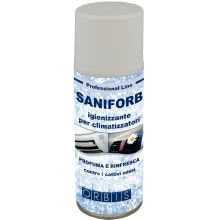 SANIFORB 400 ML SINGOLO SPRAY IGENIZ. A/C product photo