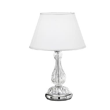 Rossini P 9786 30 Cr Lampada Da Tavolo In Vetro Spesa Elettrica