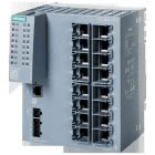 SCALANCE XC216 manageable Layer 2 IE Switch; 16X porte RJ45 da 10/100 Mbit/s; 1x product photo