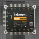 TVV 714102 - NevoSwitch dCSS 5 ingressi - 4 uscite product photo