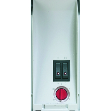 Stufe a parete a soffitto e da incasso vortice vortice termoconvettore miniaturizzato da - Stufe a parete elettriche ...